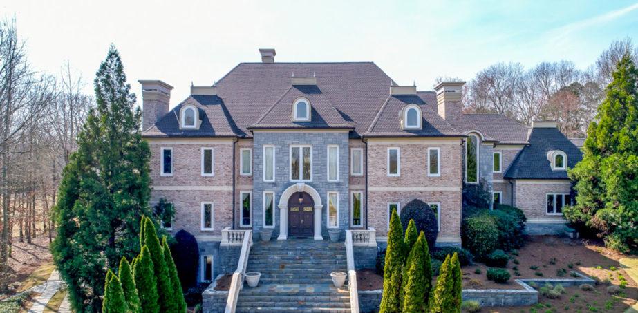 1868 Sam Sneed in Chateau Elan