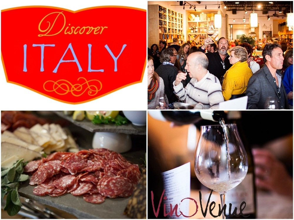 Discover Italy Wine & Food Festival
