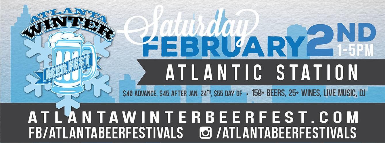 Atlantas Winter Beer Fest