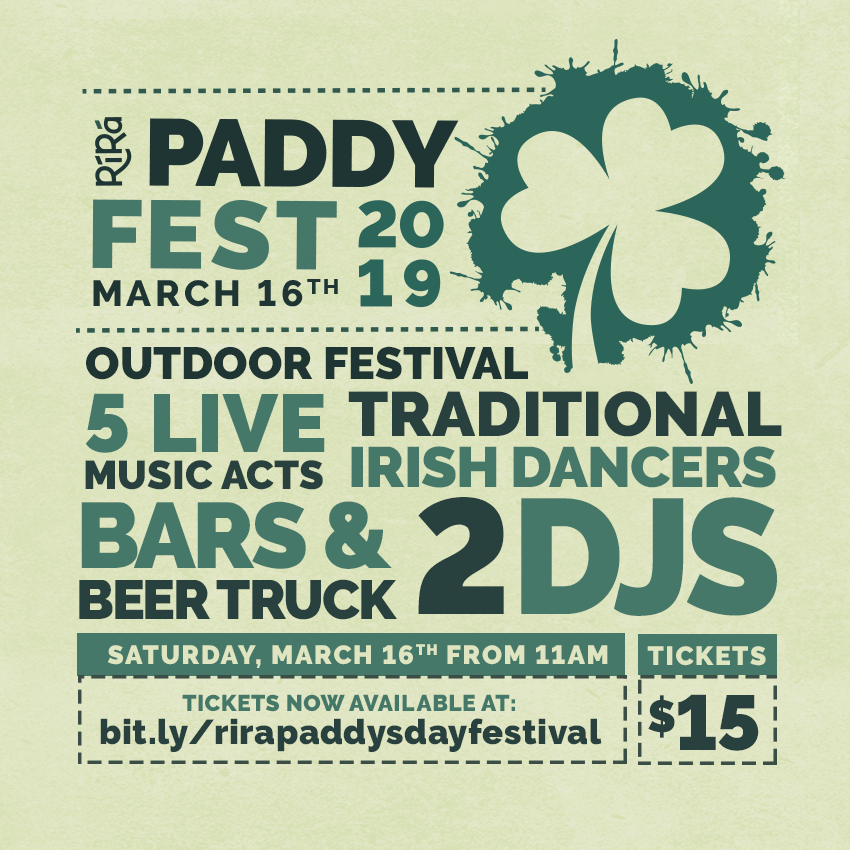 Ri Ra's Paddyfest 2019