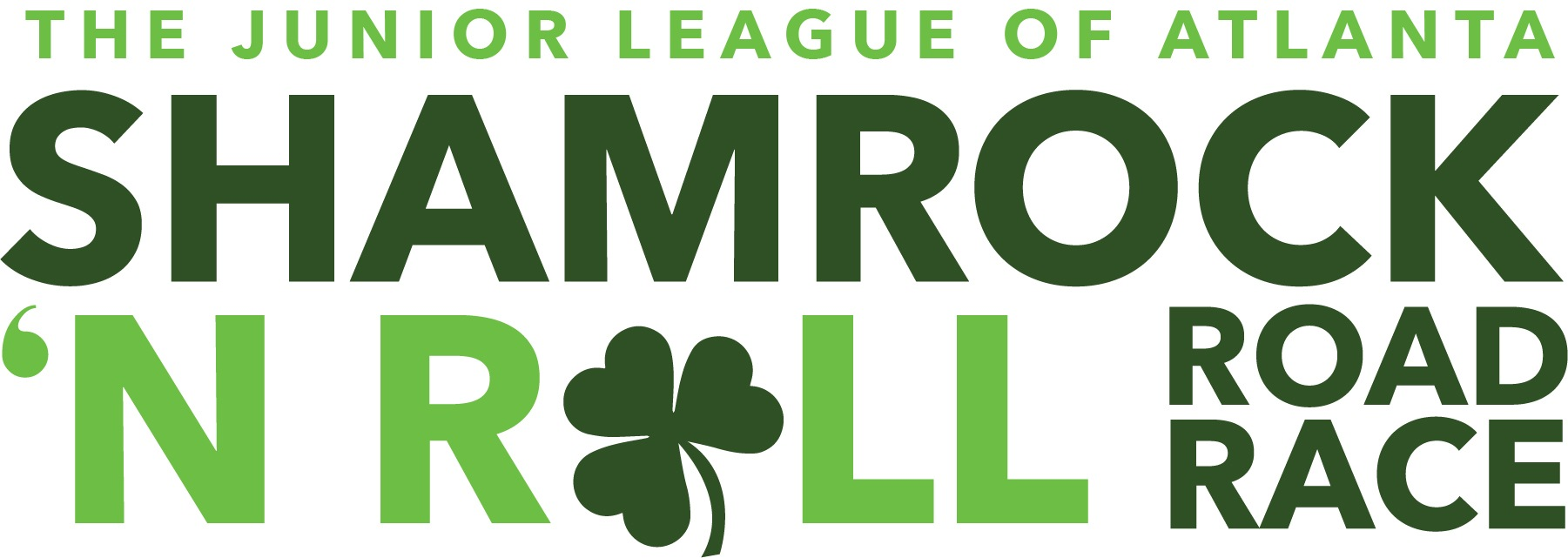 Junior League of Atlanta Shamrock 'n Roll Road Race