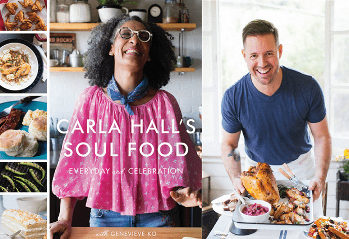 carla hall and chadwick boyd biscuit class