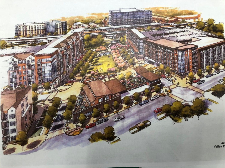 Brookhaven Marta plan
